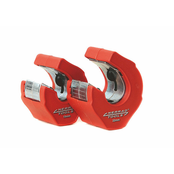 Nerrad Ratchet Action Copper Tube Cutter 15mm